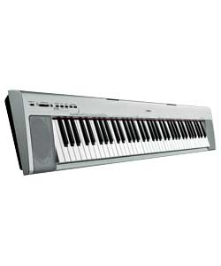 NB30K Silver Digital Piano