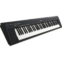 NP30 Portable Digital Piano Black Second