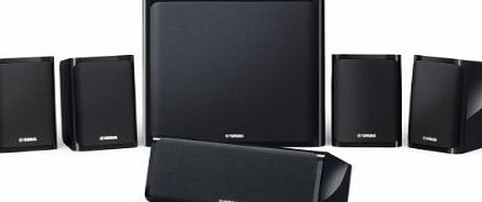 NS-P40 5.1 Surround Sound System Black