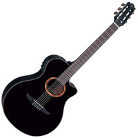 NTX700 Electro Acoustic Guitar Black