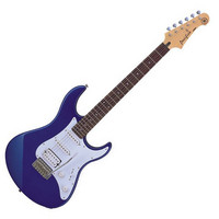 Pacifica 012 Electric Guitar Metallic Blue