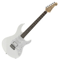 Pacifica 012 Electric Guitar Vintage White