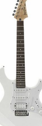 Pacifica 012 Electric Guitar White with