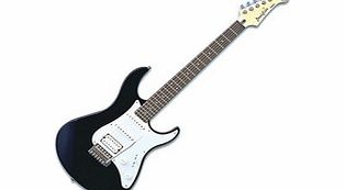 Pacifica 112J Electric Guitar Black