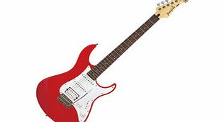 Pacifica 112J Electric Guitar Red Metallic