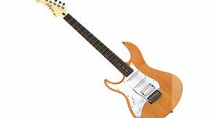 Pacifica 112J Electric Guitar Yellow