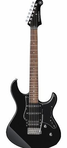 Pacifica 112VCX - Black Electric Guitar (black)