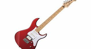 Pacifica 112VM Electric Guitar Red Metallic