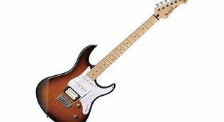 Pacifica 112VM Electric Guitar Tobacco
