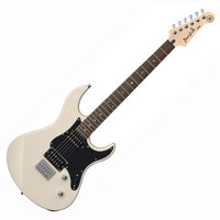Pacifica 120H Electric Guitar Vintage White