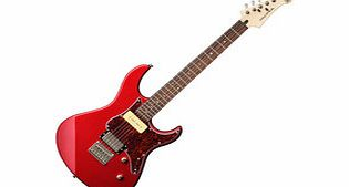 Pacifica 311H Electric Guitar Metallic Red