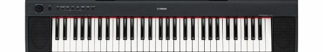 Piaggero NP11 Portable Digital Piano Black