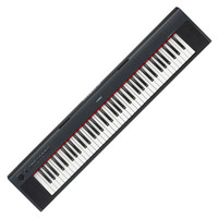 Piaggero NP31 Portable Digital Piano Black