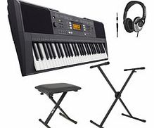 PSRE343 Portable Keyboard with Stand
