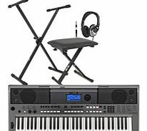 PSRE443 Portable Keyboard with Stand