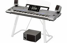 Tyros5 76 Note Arranger Keyboard with