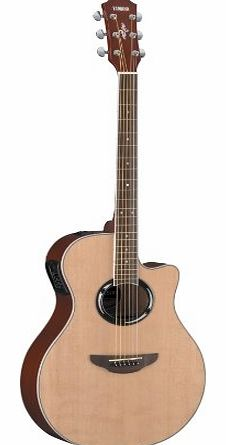 APX500NT NATURAL Acoustic electric guitars Steel acoustic-electrics