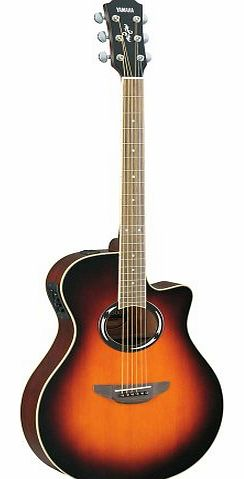 GAPX500IOVS OLD VIOLIN SUNBURST Acoustic electric guitars Steel acoustic-electrics