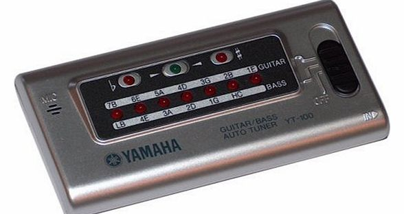 YT100 Electronic Guitar Tuner
