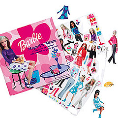 Barbie Magnetic Album