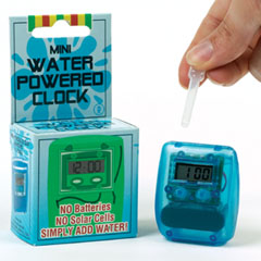 Miniature Water Clocks
