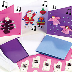 Musical Card Blanks