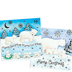 Polar Pals Christmas Cards
