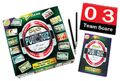 Pub Quiz DVD Game