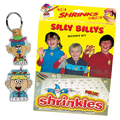 Silly Billy Shrinkles ™