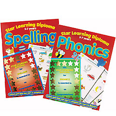 Star Learning Diploma Books