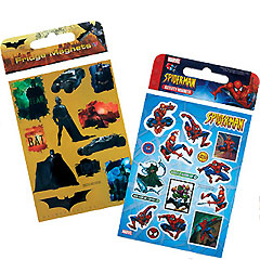 Super Heroes Magnet Sets