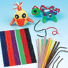 Wikki Stix Egg Decor Kit
