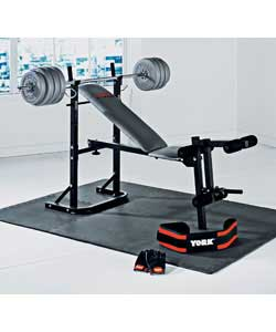 B500 Folding Bench Package