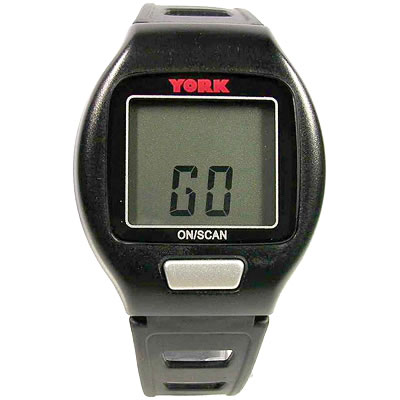 York Go heart Rate Monitor