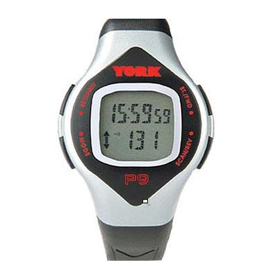 York P9 Heart Rate Monitor and Watch