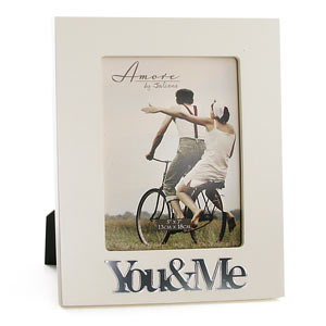 YOU and Me 5 x 7 Photo Frame