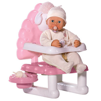 Baby Annabell Feeding and Activity Chair