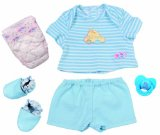 Baby Born Boy Day Care Set