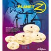 Planet Z Cymbal Pack
