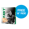 ZBT Matched Cymbal Pack + FREE 18 Ride