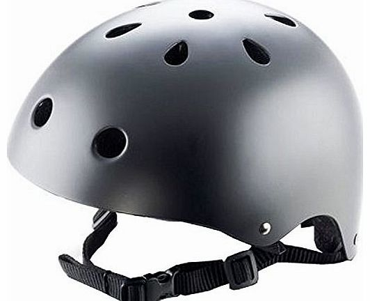 Medium BMX-Style Bike Helmet Fits 50-54cm Heads For Biking, Skateboarding, Rollerskating