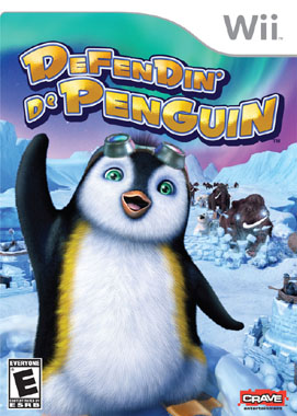 Defendin De Penguin Wii