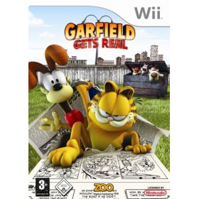 Garfield Gets Real Wii