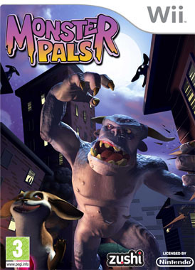 Monster Pals Wii