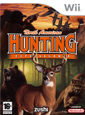 North America Hunting Extravaganza Wii