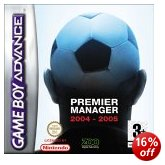 Premier Manager 2004-2005 GBA