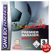 Premier Manager 2005/2006 GBA