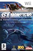 Sea Monsters A Prehistoric Adventure Wii
