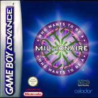 Who Wants To Be A Millionaire GBA