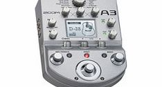 A3 Acoustic Multi-Effects Pedal